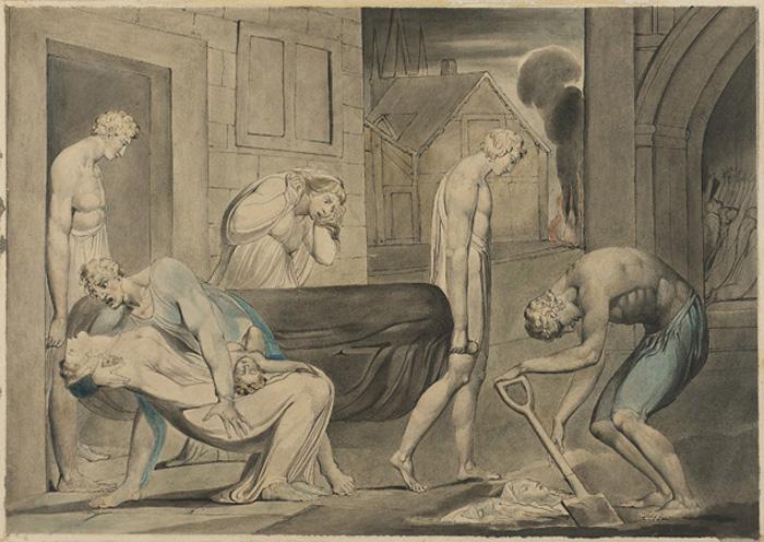 William Blake [Public domain], via Wikimedia Commons