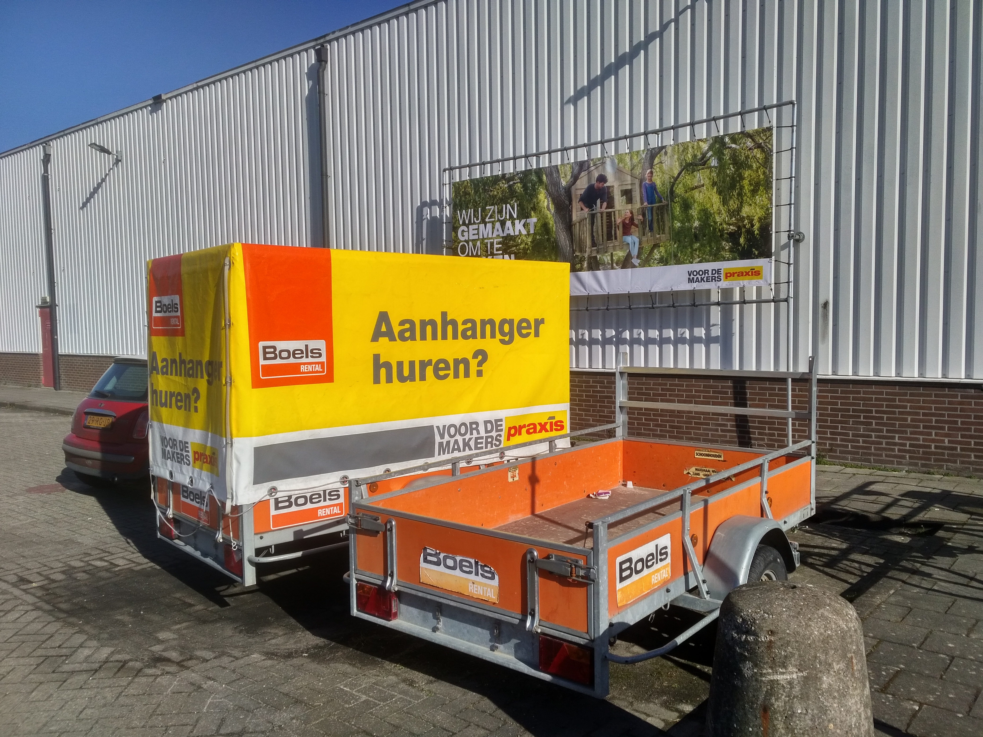 File:Boels trailers for rent, Praxis Winschoten (2018) jpg