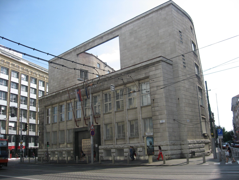 Antiguo Banco Nacional Checo-eslovaco en Bratislava. Foto: wikipedia