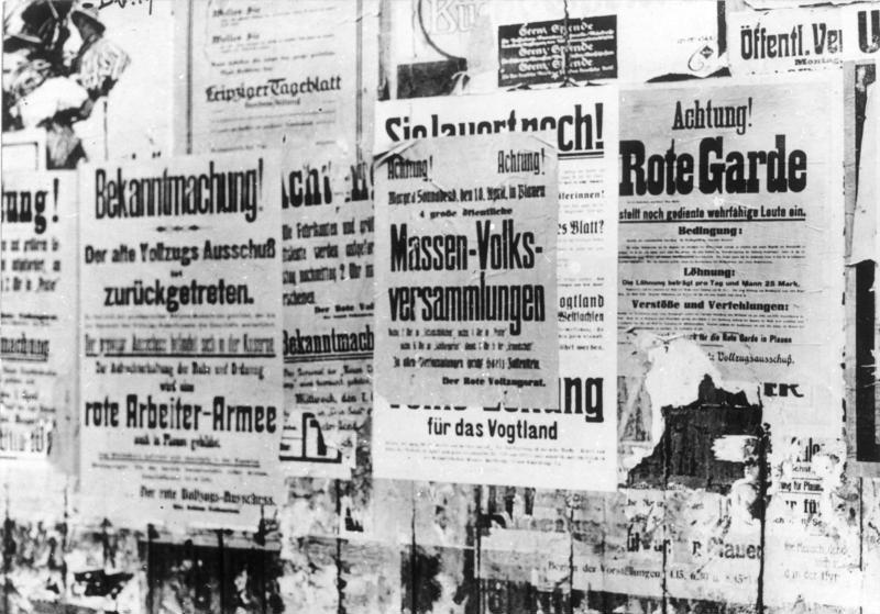 File:Bundesarchiv Bild 119-2303-0019, Märzkämpfe, Plakatwand.jpg