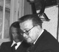 Ernst Melsheimer first State prosecutor of the German Democratic Republic