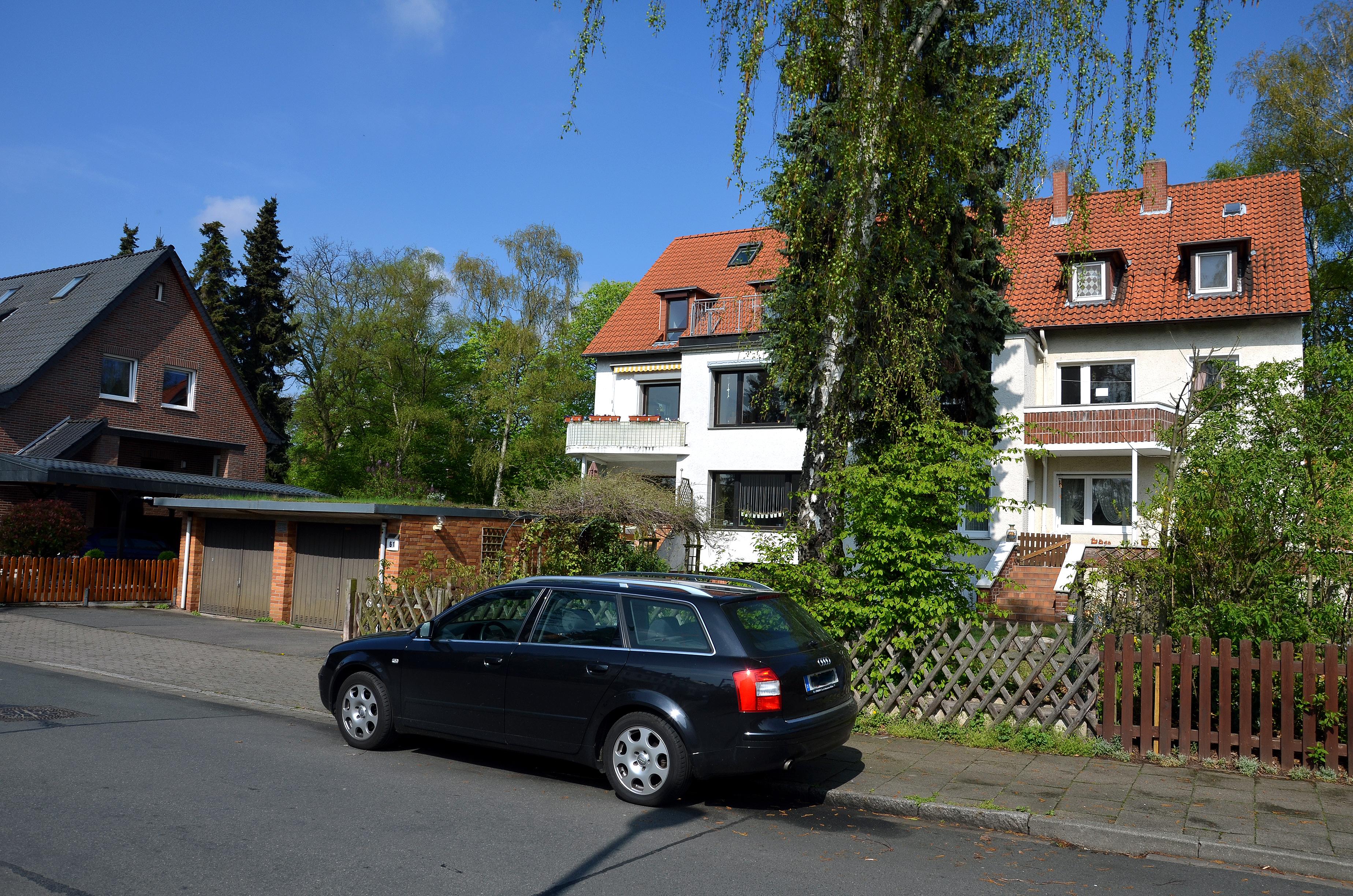Fileburgdorfer Damm 63 In Hannover Der Balkon Ganz Rechts