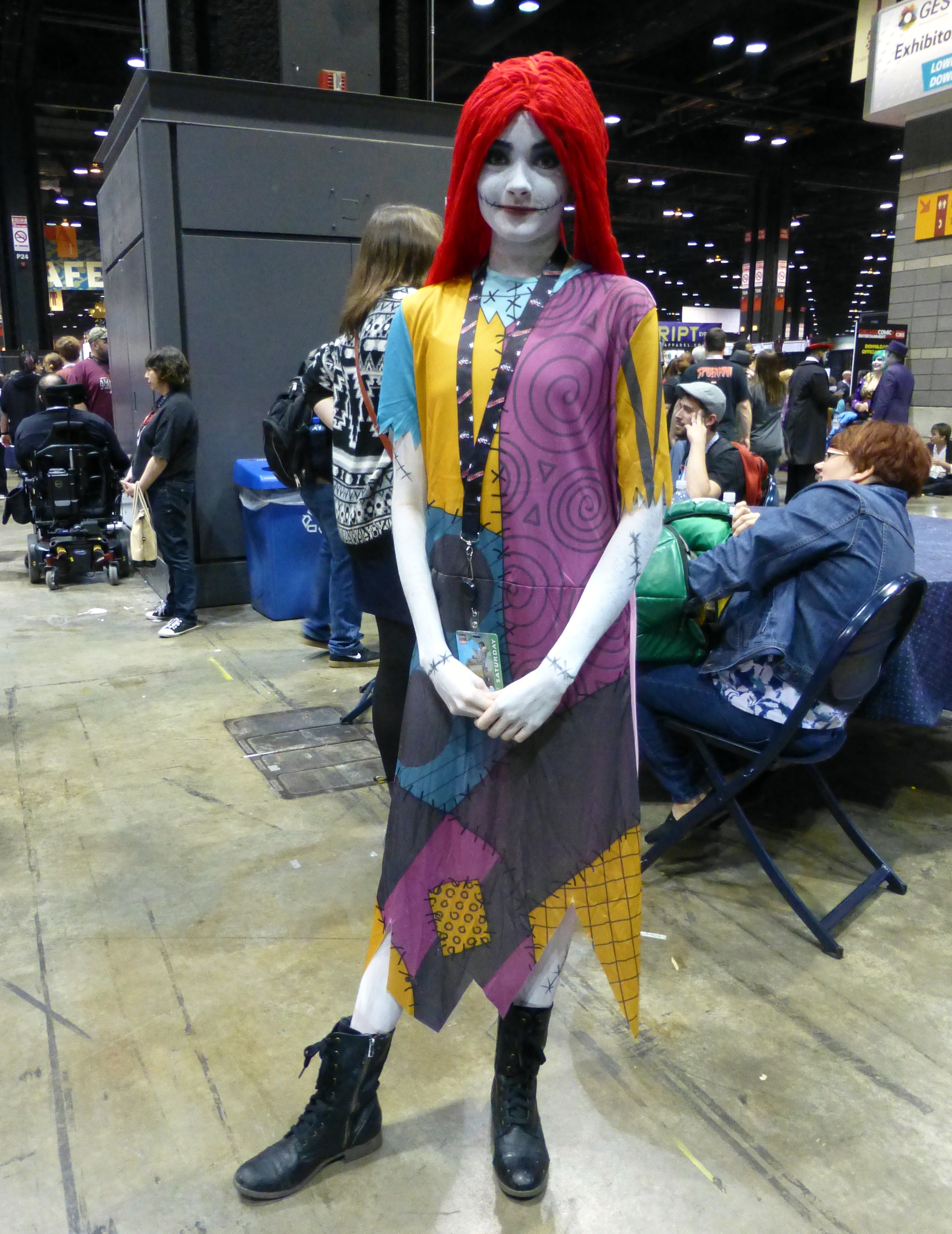 File:C2E2 2015 - Sally (17130099728).jpg - Wikimedia Commons