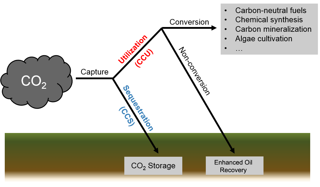 Carbon capture and utilization - Wikipedia