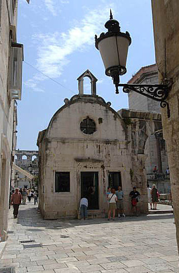 File Church Of St  Roche  Split  Croatia Jpg