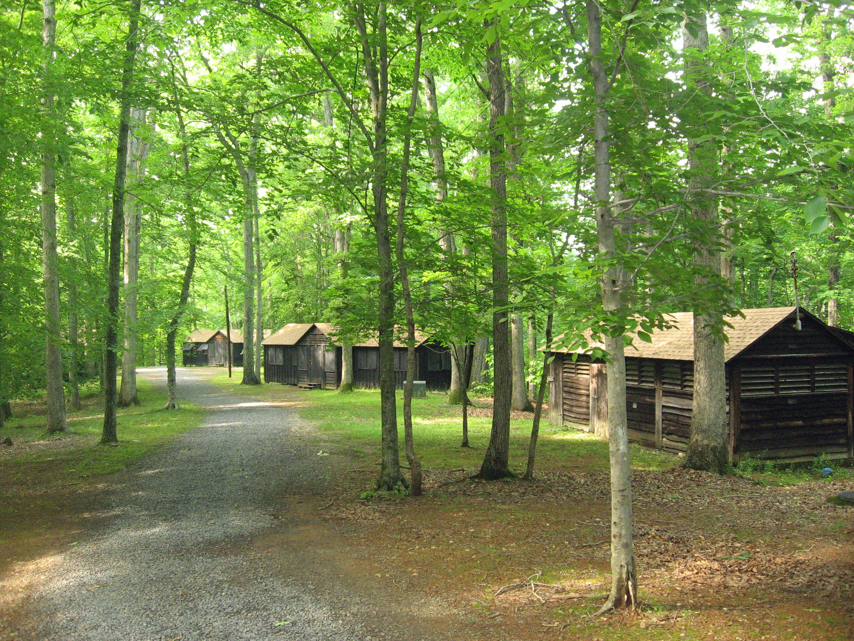 File Cabin Camp 3 Prwi Jpg Wikimedia Commons