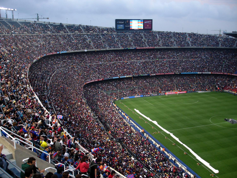 Camp Nou   Interior (2005)
