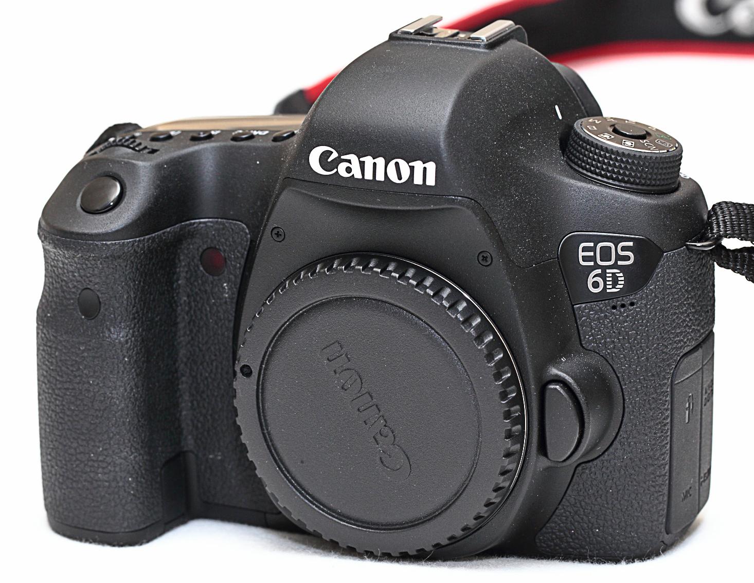 Canon EOS 6D - Wikipedia