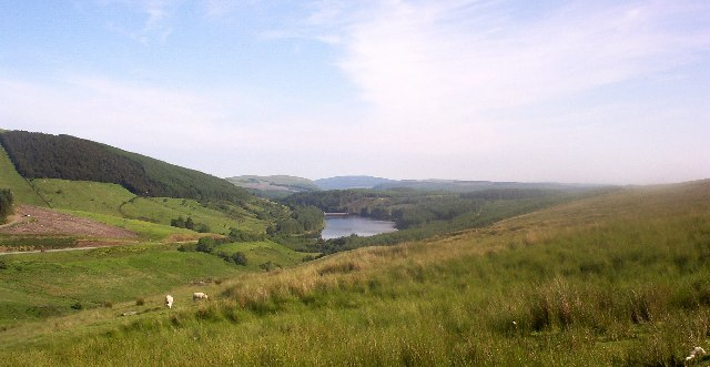 Cantref Reservoir - Brecon Beacons - geograph.org.uk - 70670