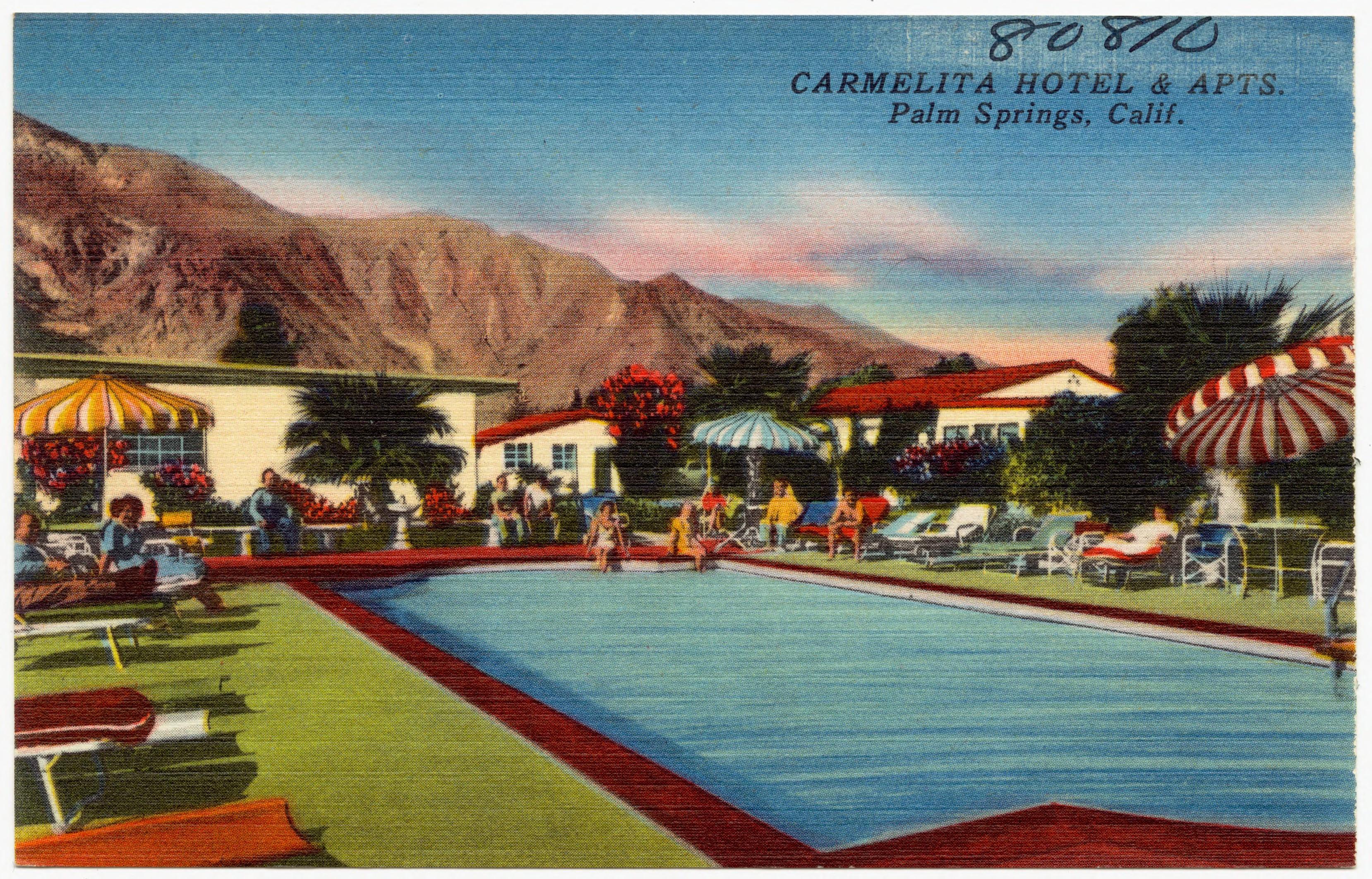 Palm Springs Hotels Spa Resort