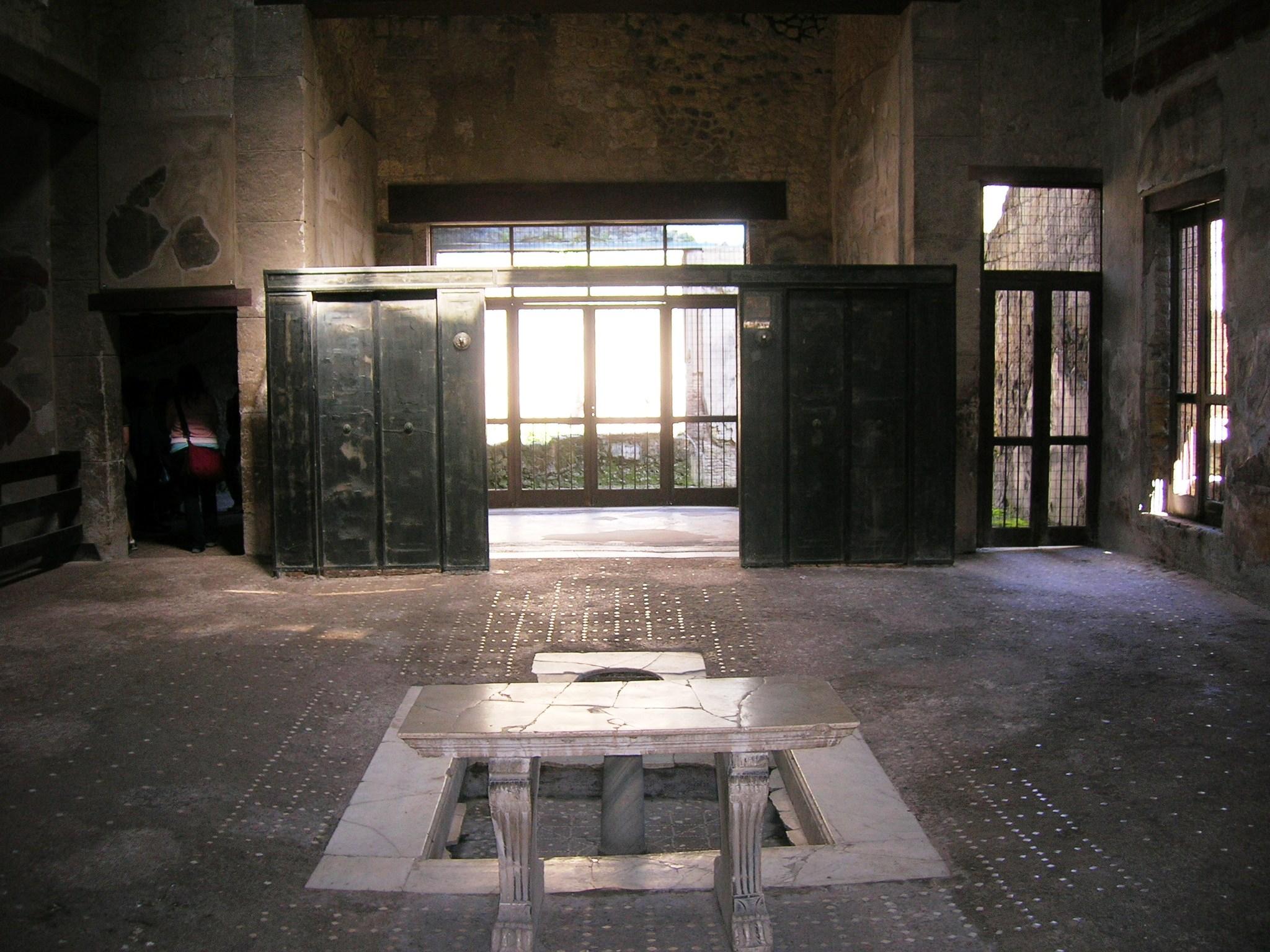 Scavi archeologici di Ercolano - Wikipedia