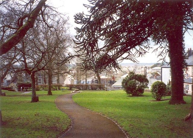 Castle Park, Liskeard - geograph.org.uk - 666036
