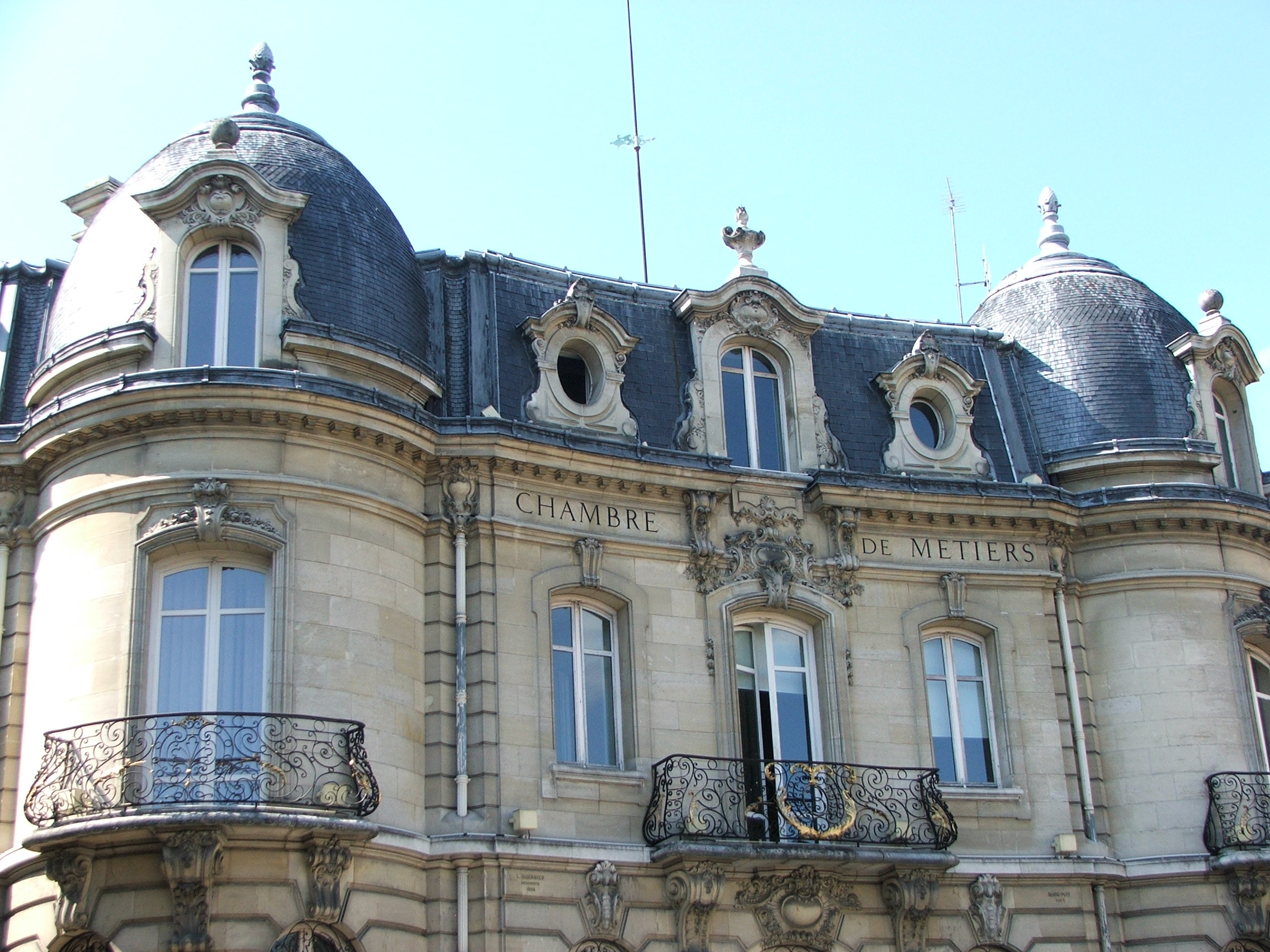 File chambre des m tiers du wikimedia commons - Chambre des metiers mulhouse ...