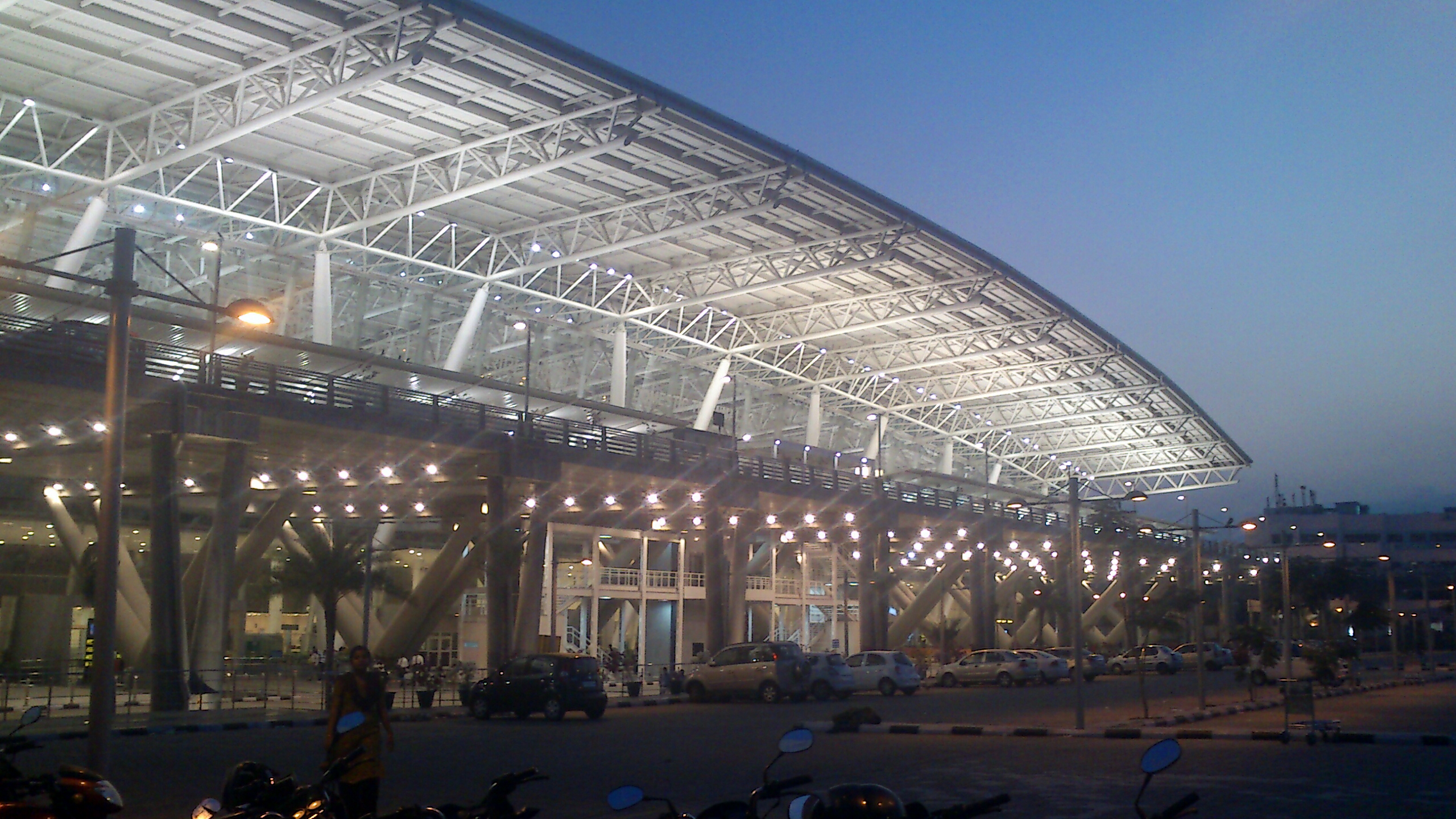 Chennai International Airport - Wikipedia