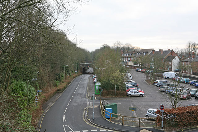 Winchester Station Car Park