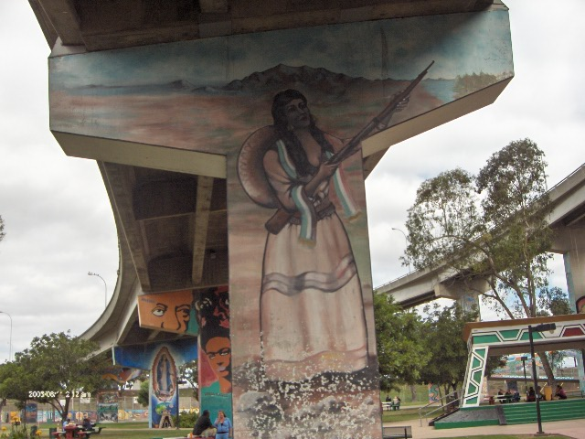 Chicano art movement wikipedia for Definition of mural