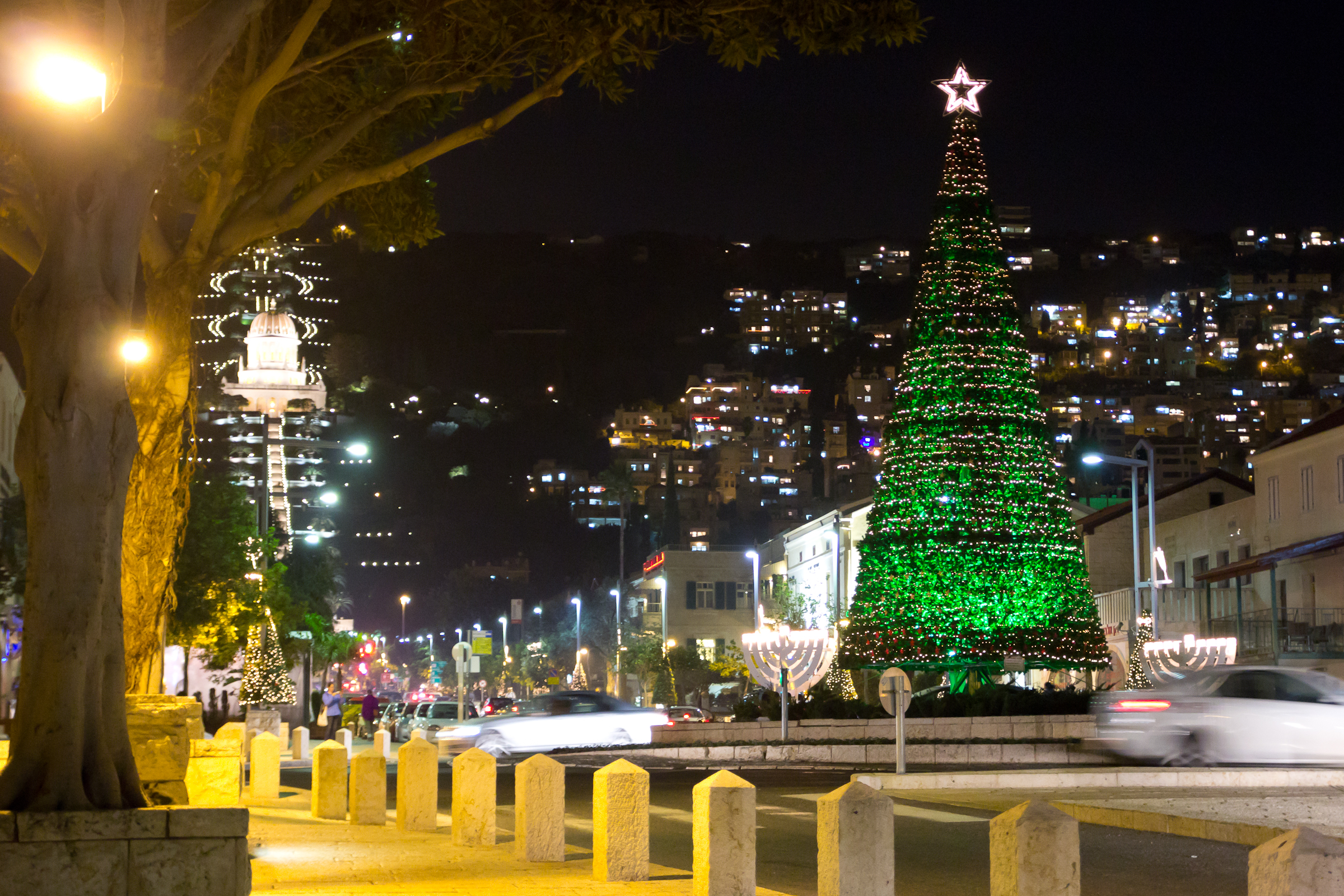 File:Christmas 2012 In Haifa 08