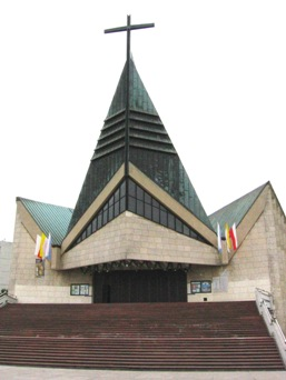 Church of St. Maximilian Kolbe 1