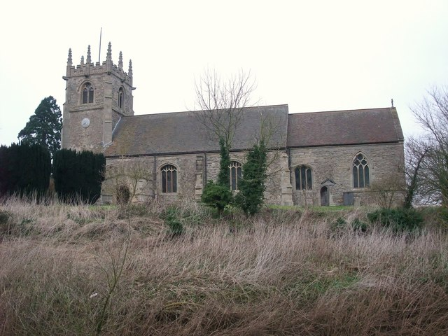 Church of St Michael, Averham - geograph.org.uk - 1111614