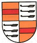 Coat of arms of the family Bicker.png