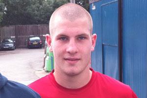 James Collins (footballer, born 1990) Irish association football player