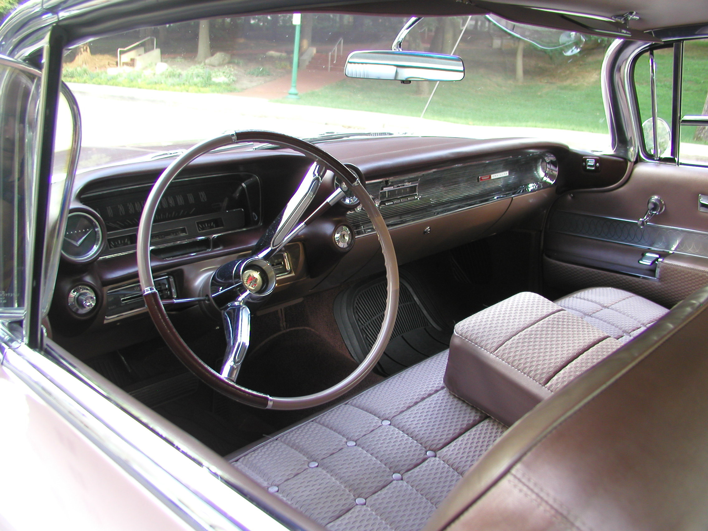File 1976 cadillac sedan deville interior jpg wikimedia commons - File 1976 Cadillac Sedan Deville Interior Jpg Wikimedia Commons 7