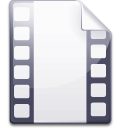 File:Crystal Clear mimetype video.png