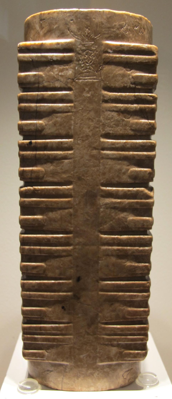 F jl cultura di liangzhu neolitico tubo cong a sette for 1 1 piani a 2 piani