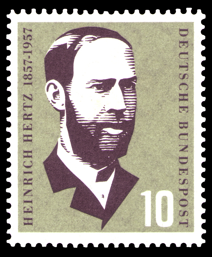 Heinrich Hertz The Discovery Of Radio Waves