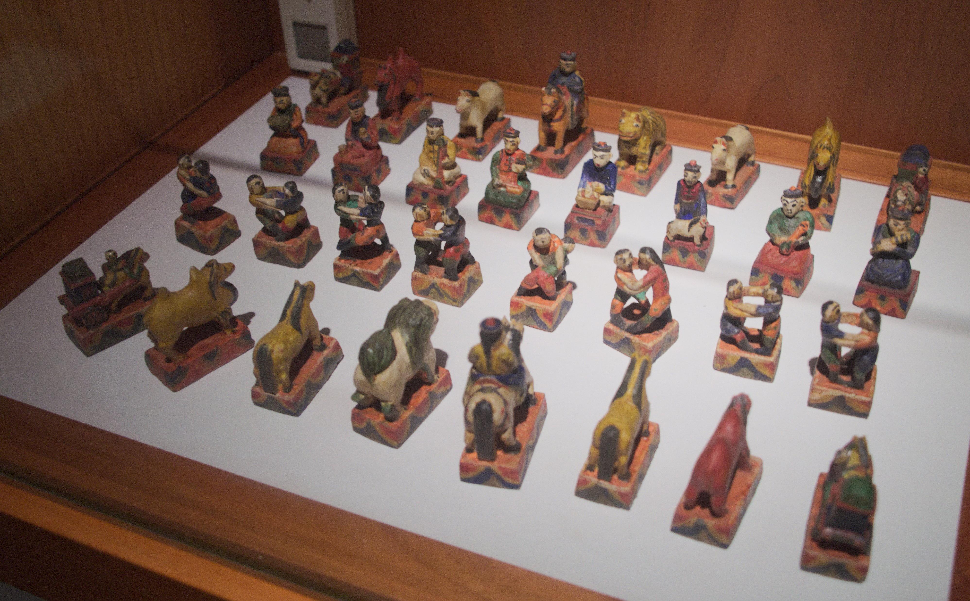 Монгольские шахматы названия фигур с картинками