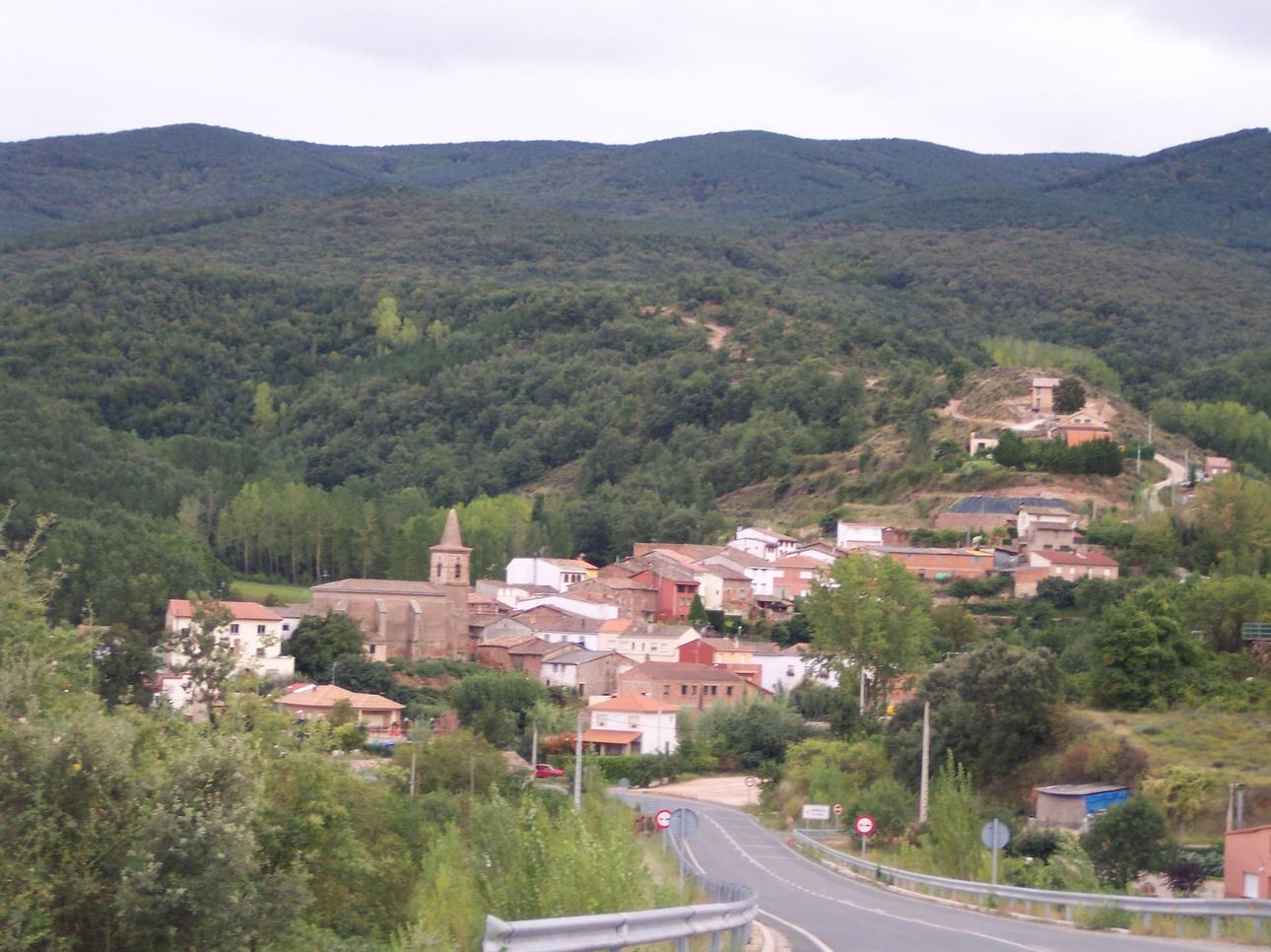 Depiction of Daroca de Rioja