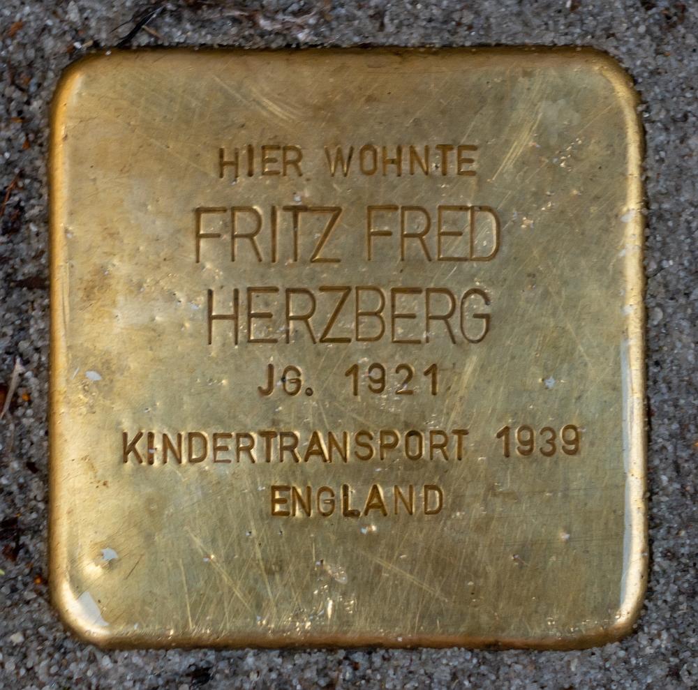 Detmold - 2020-07-14 - Stolperstein Fritz Fred Herzberg (DSC02603).jpg