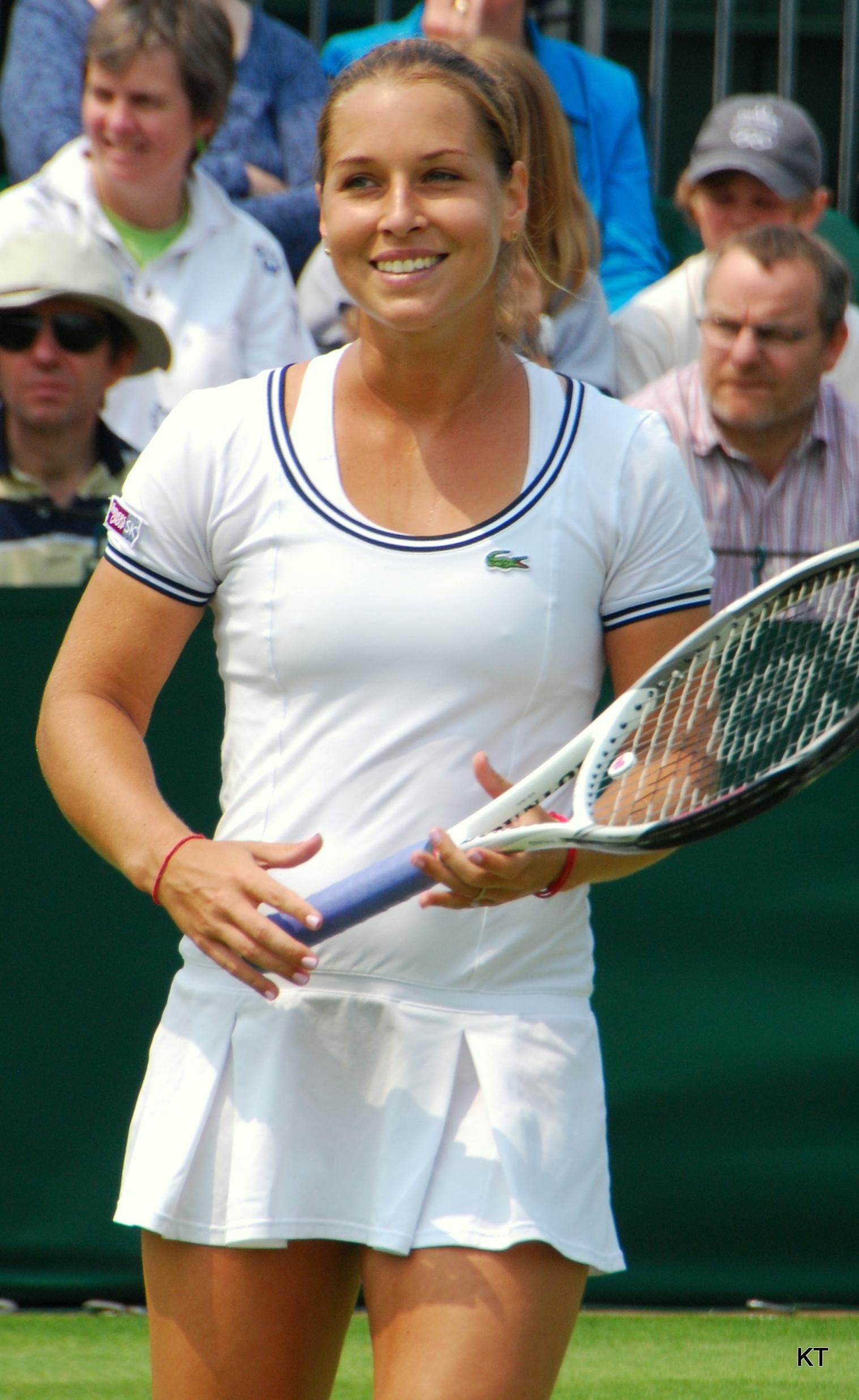 Zdjęcia: Wielkie zamieszanie na Wimbledonie. W meczu