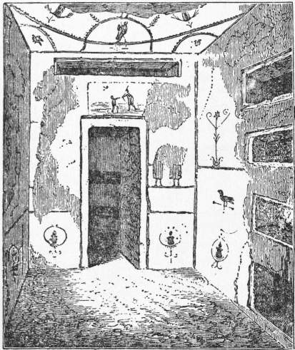 EB1911 Catacomb - Fig. 12.—Cubiculum in the Cemetery of St Calixtus.jpg