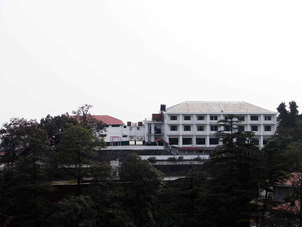 A view of Wynberg Allen School