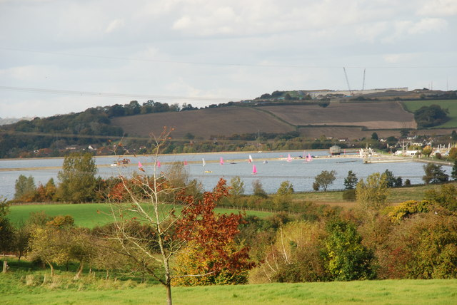 Farmoor Reservoir - geograph.org.uk - 1129990