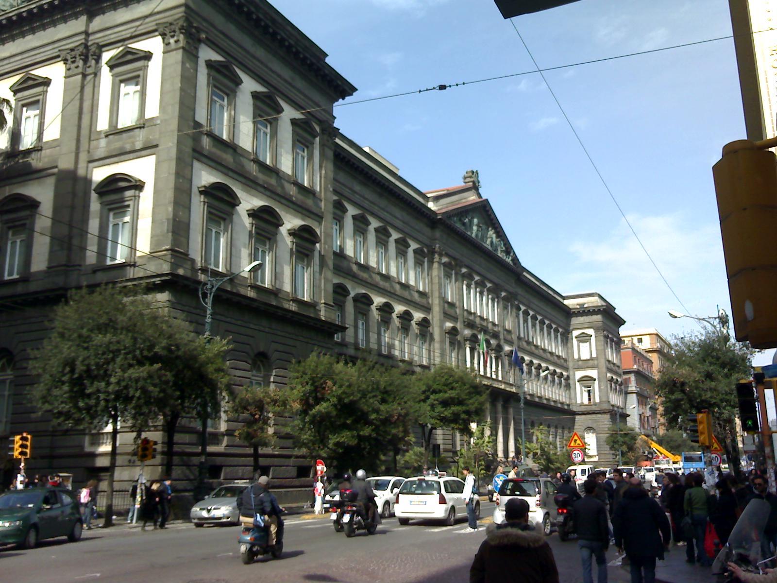 Hotel Piazza Borsa Napoli
