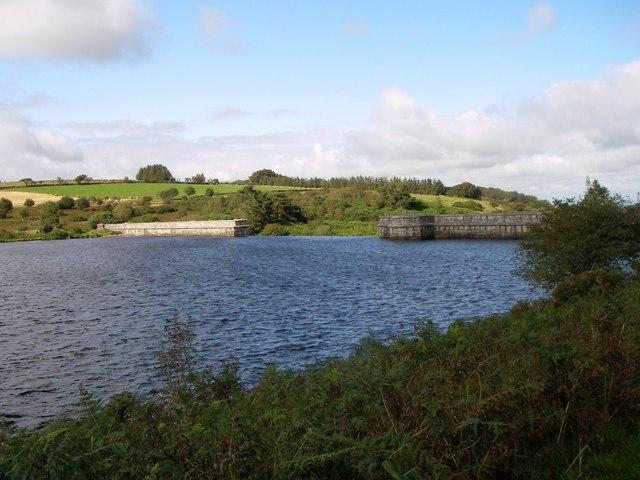 Fernworthy reservoir - geograph.org.uk - 551184