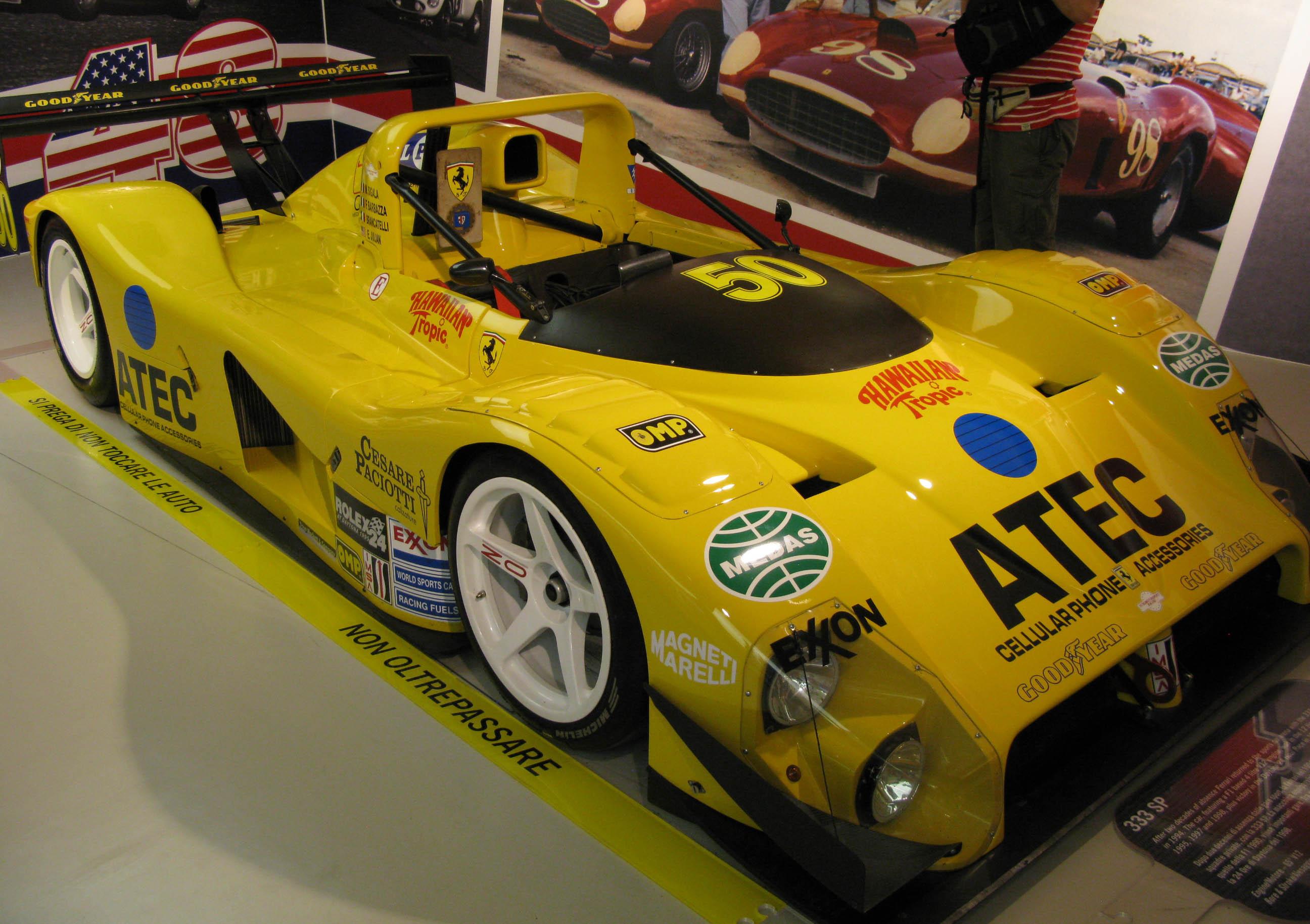 Datei Ferrari 333 Sp Fr Jpg Wikipedia