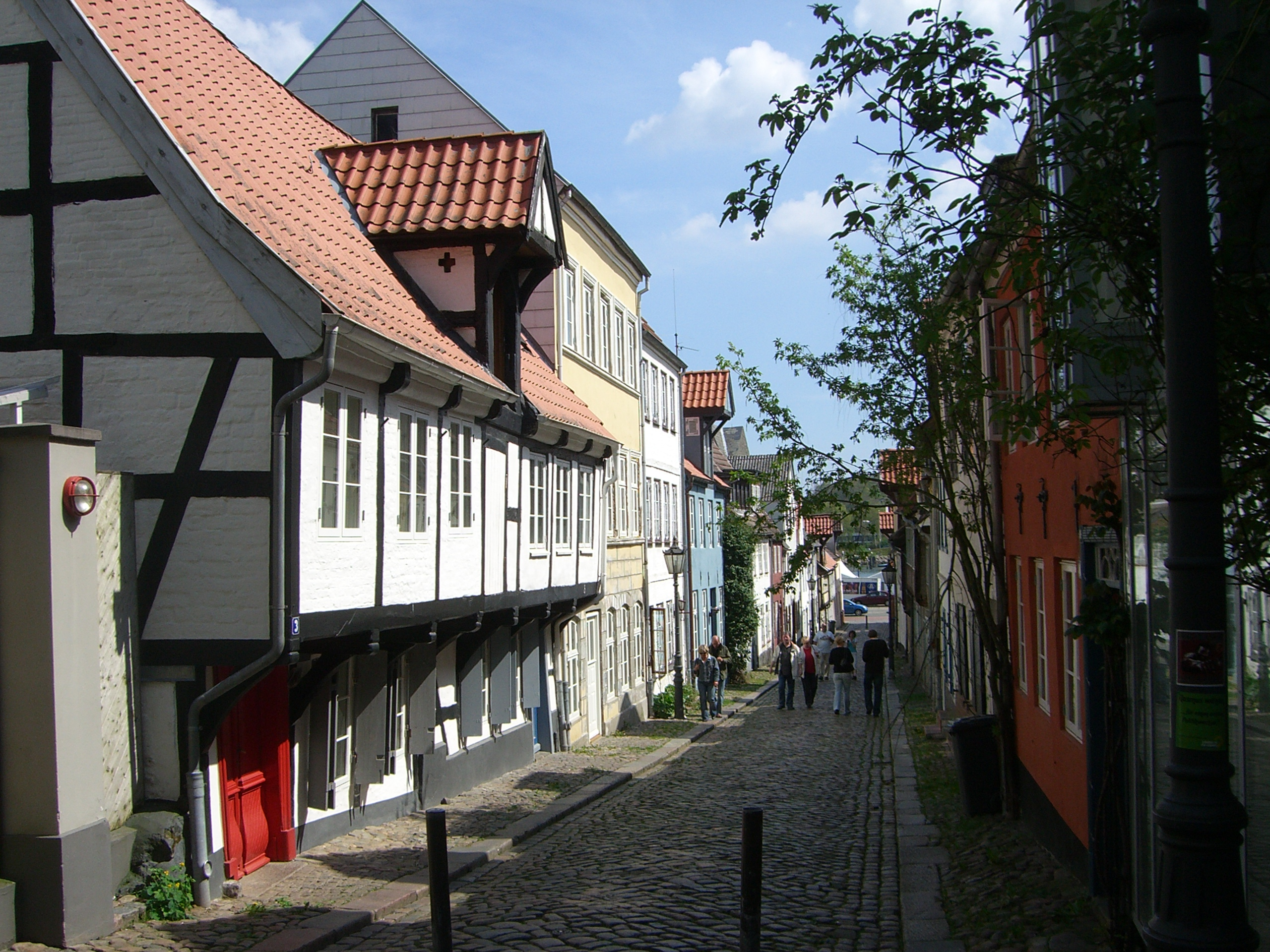 Single flensburg