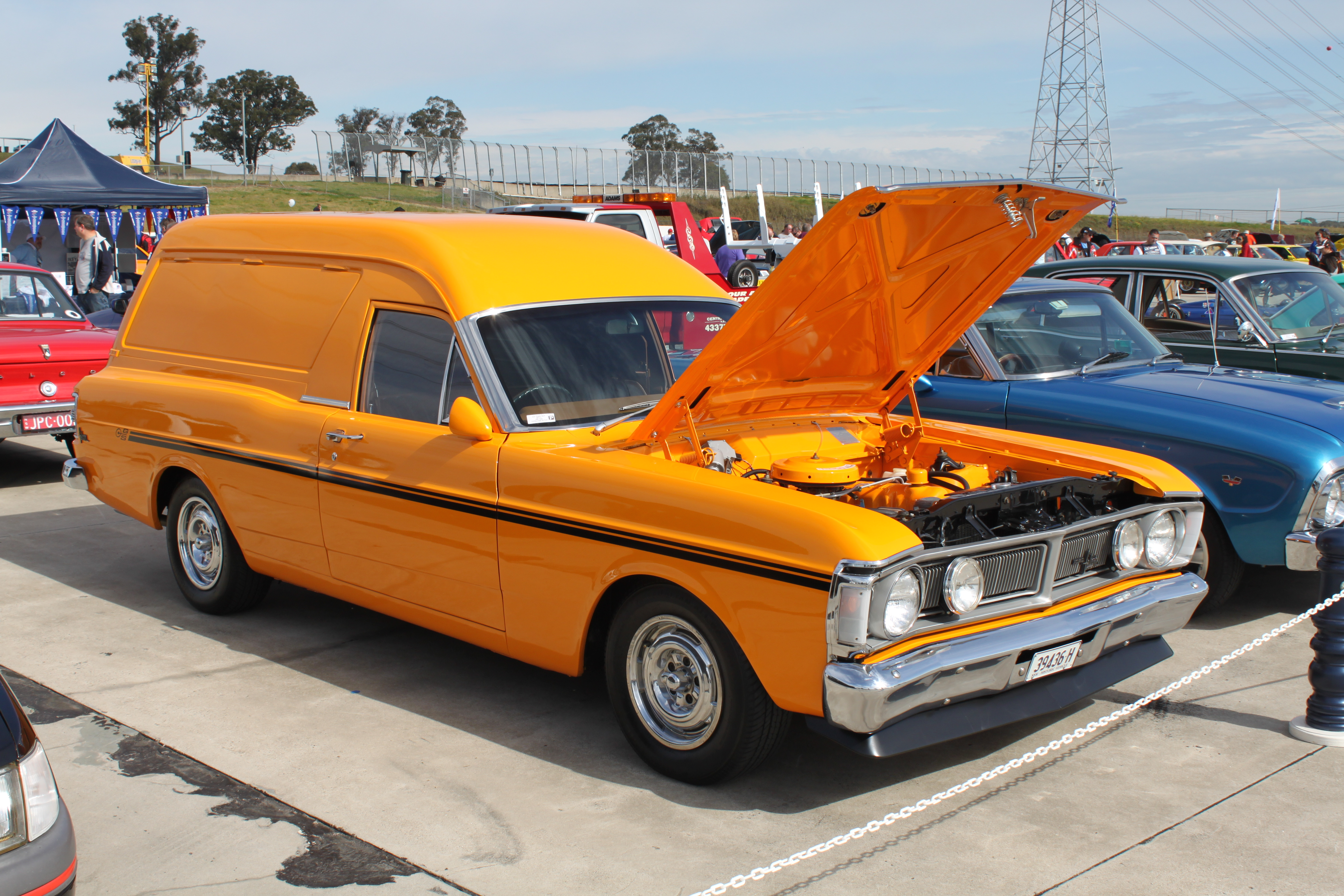 Xy4wd2 as well Poll Fords Iconic Falcon Race Car in addition Ford Xb Falcon Gt 351 Coupe likewise File Ford Falcon XY Panel Van  15213295263 likewise Liqui Moly Masters Contenders. on ford xy falcon