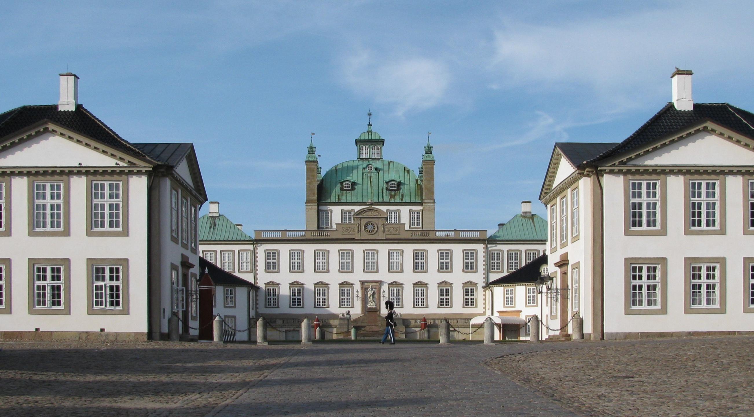 slot fredensborg