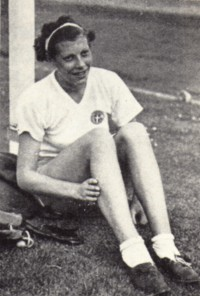 Gabre Gabric Italian athlete