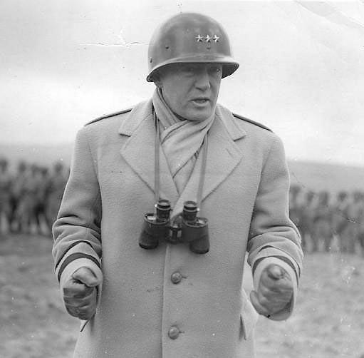 Discurso De George S Patton Para O Terceiro Exército