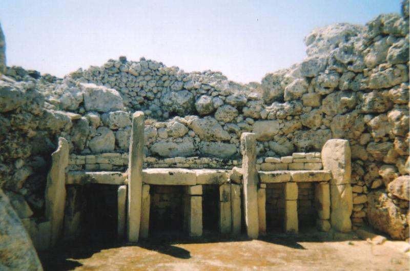 The Megalith Temples of Malta