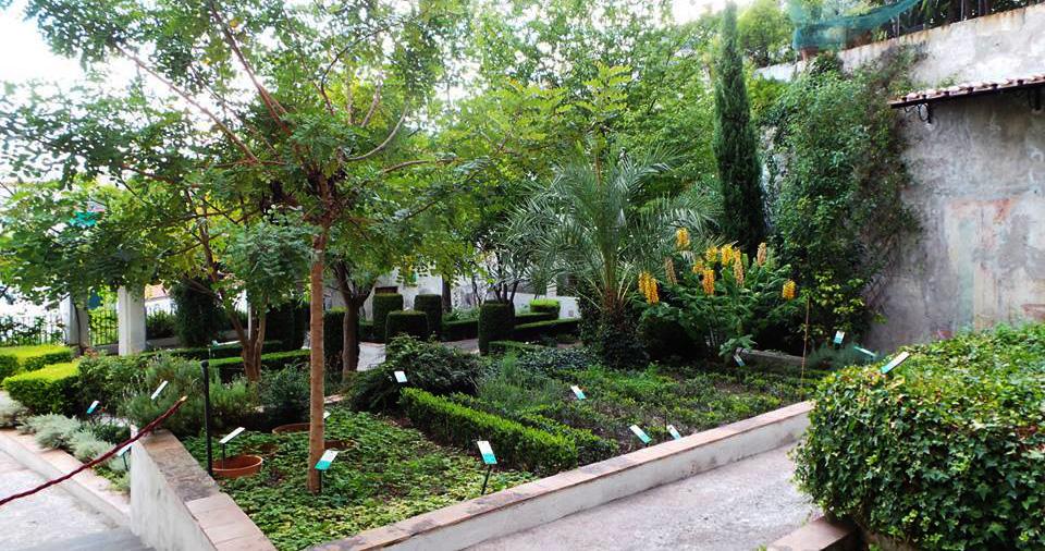 Giardino della minerva wikipedia for Una storia piani di casa di campagna francese