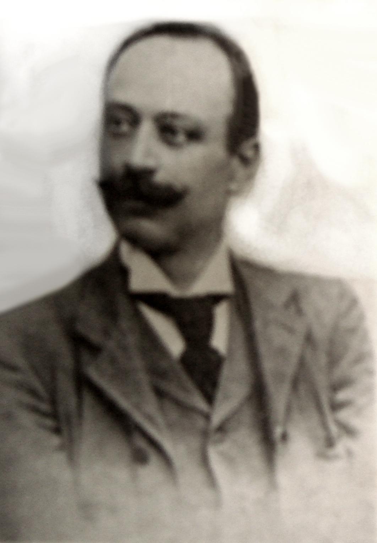 Portrait of Giovanni Capurro