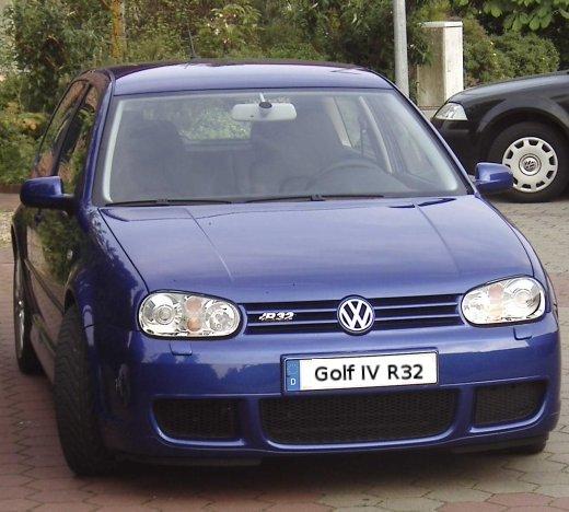 Volkswagen Golf R32 Вікіпедія
