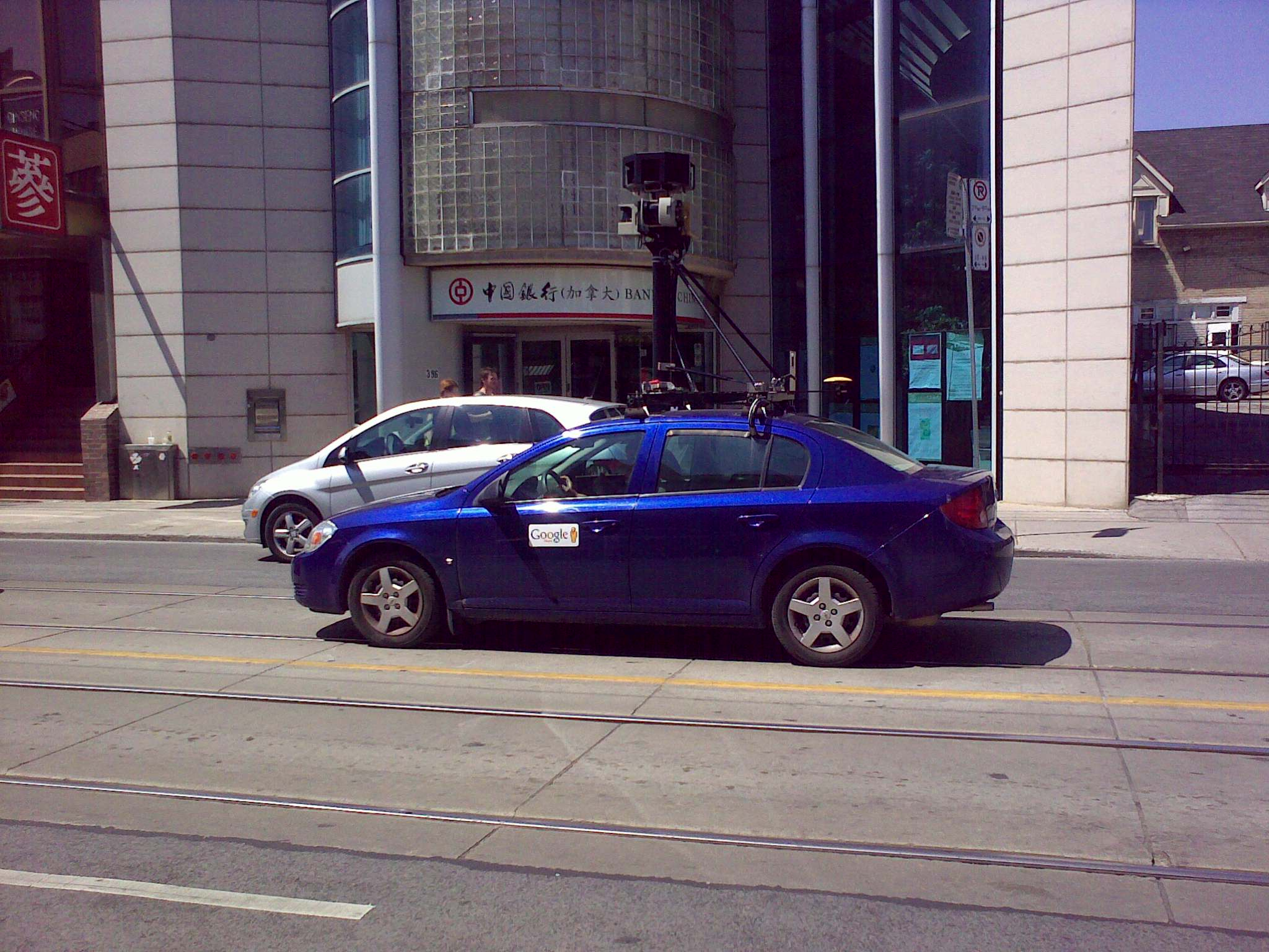 Google Street View in Canada - Wikipedia on google earth camera car, google street view car, maps car with camera,