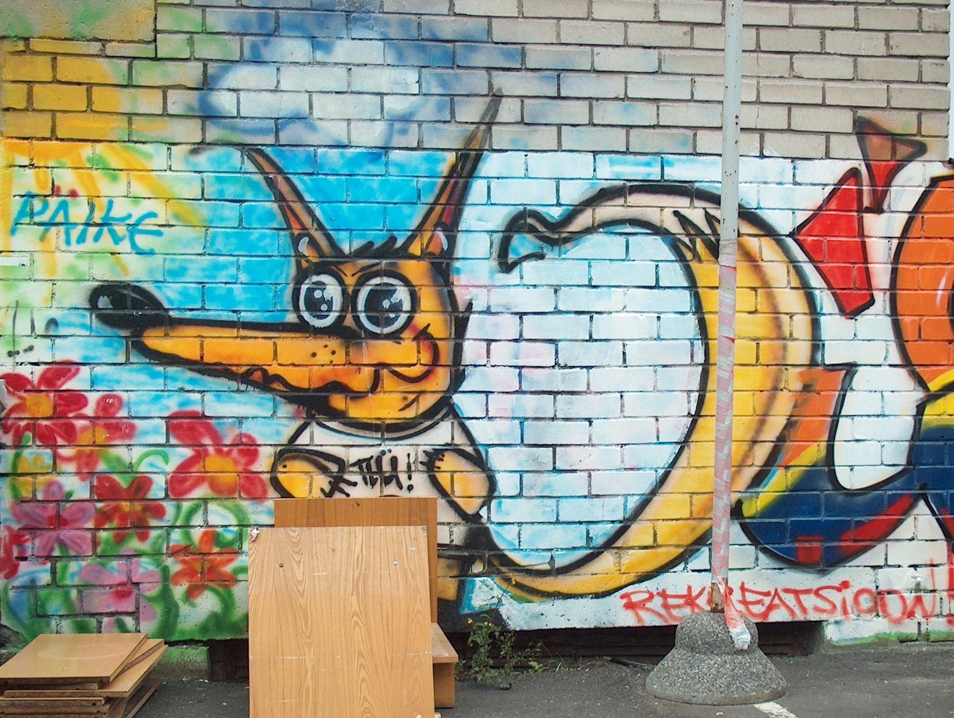 Filegraffiti university parking place h9577 yliopiston parkkipaikalla c jpg
